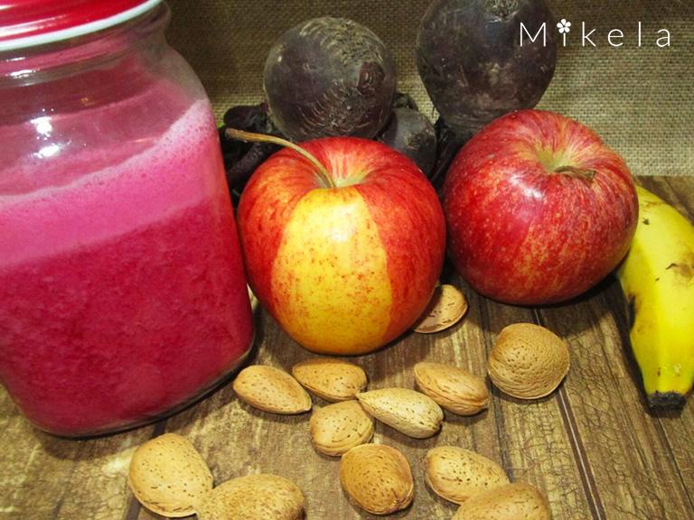 Batido-de-remolacha-y-frutas