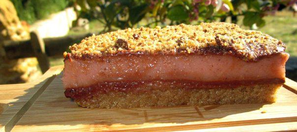 tarta-mikela-con-frutos-secos-y-platano